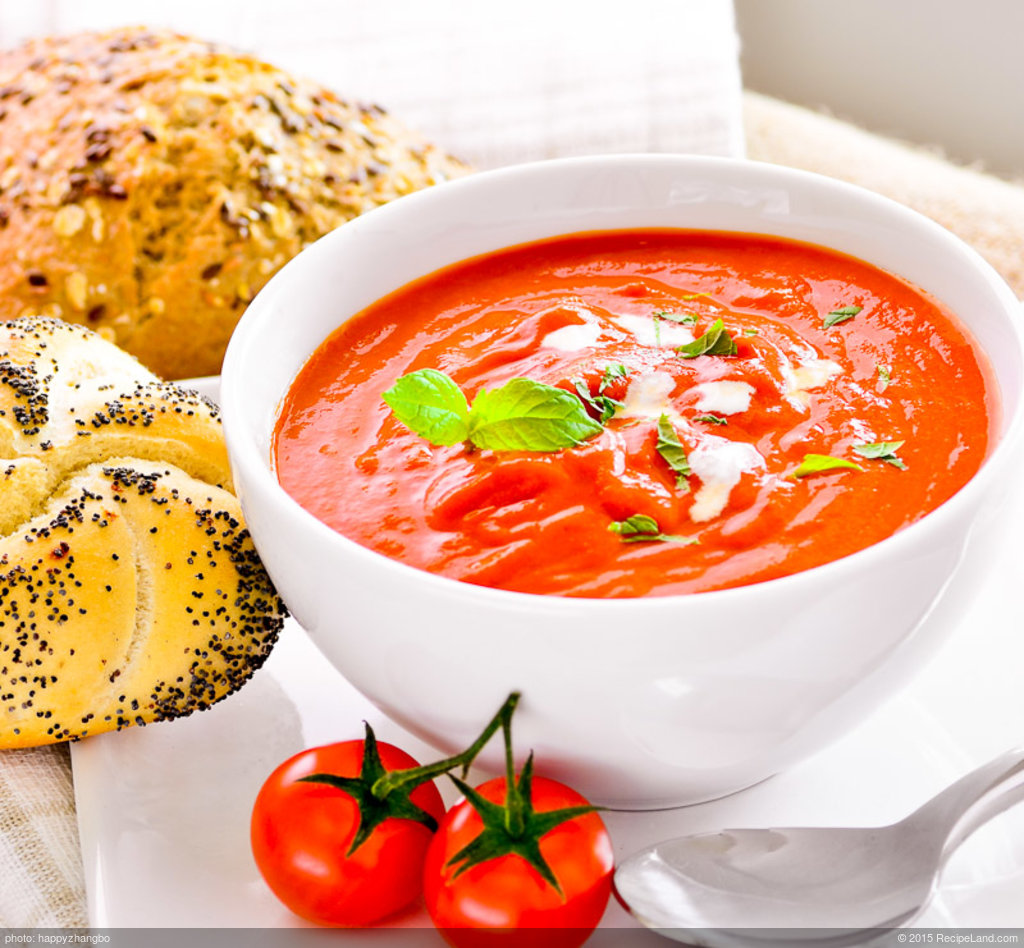 Best Creamy Tomato Soup