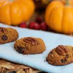 Harvest Pumpkin Drop Cookies