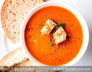 Gazpacho (Salad Soup)