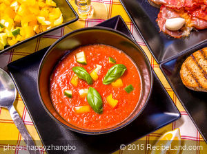 Kettle River Gazpacho