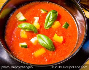 Indian Gazpacho