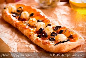 Best Rosemary-Olive Focaccia