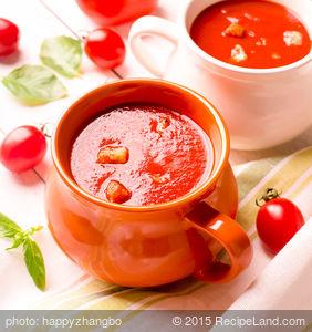 DIY Cream of Tomato Soup