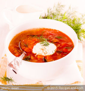 Winter Tomato Bisque