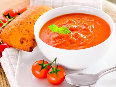 Pappa Al Pomodoro (Thick Tomato and Bread Soup)