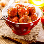 Crock Pot Brandy Meatballs