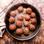 Dad's Fried Meatballs