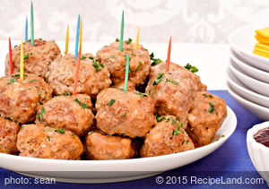 Basic Swedish Meatballs