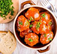 Meatballs Extraordinaire