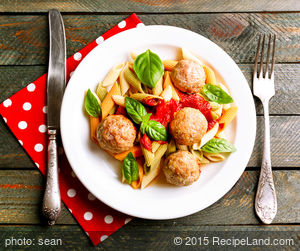 Turkey Cocktail Meatballs