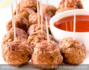 Kohl's Meatballs and Gravy
