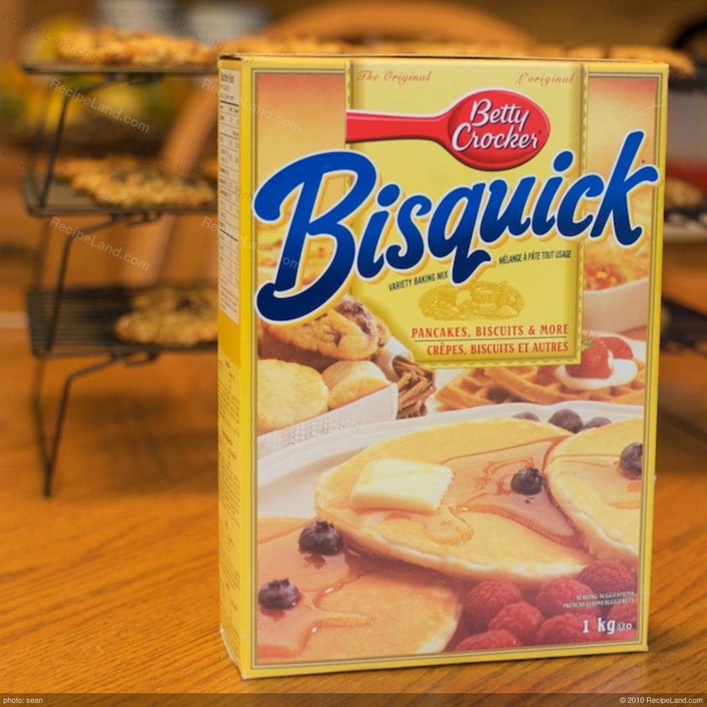 Bisquick Chicken And Dumplings Recipe On Box