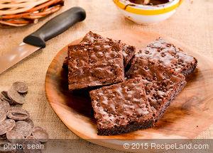 Brazilian Brownies (Pedacinhos De Chocolate)