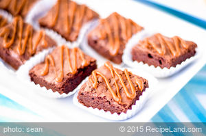 Delicious Chocolate Butterscotch Brownies