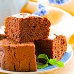 Double Chocolate Grand Marnier Brownies