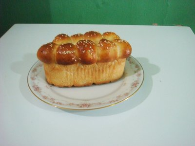 Homemade Marble Mini Bread