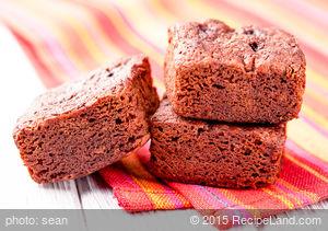 Mary's Fudgey Brownies