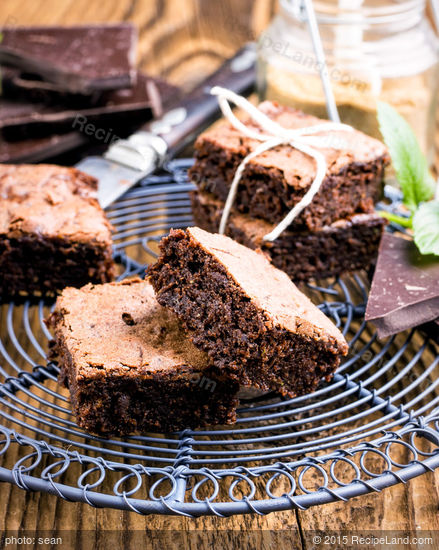 Hershey S Syrup Lowfat Snacking Brownies Recipe
