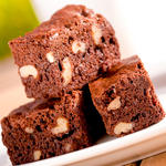 Nutty Cocoa Brownies