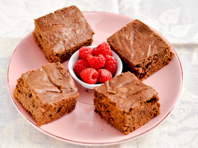 Double Chocolate Brownies Ala Weight Watchers