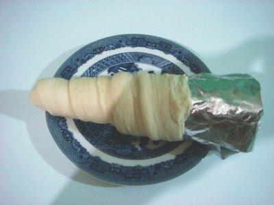 Homemade Cone Bread