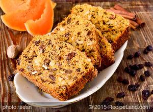 Best Country Pumpkin Bread
