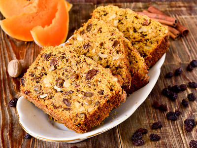 Best Country Pumpkin Bread