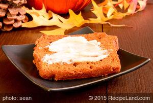 Easy Yummy Pumpkin Bread