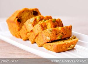 Pumpkin Gingerbread Loaves
