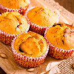 Breakfast Pumpkin Muffins