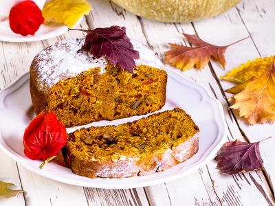 Kathleen's Fantastic Pumpkin Bread