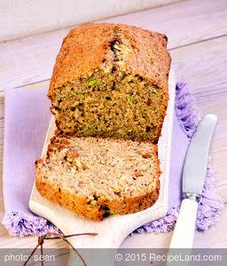Diana's Zucchini Bread