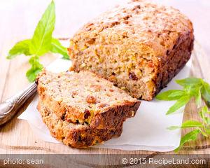 Eva's Zucchini Bread