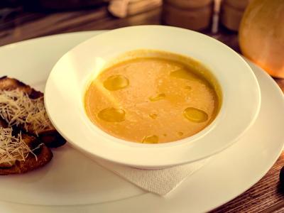 Pumpkin Soup(Karen)