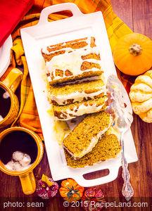 Seascape Pumpkin Bread