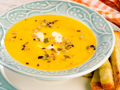 Best Apple and Butternut Squash Soup