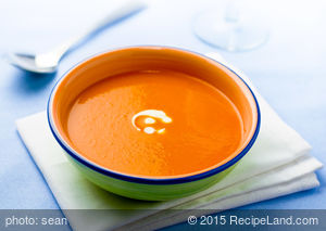 Scaramouche Roasted Butternut Squash Soup