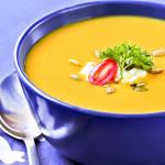 Very Creamy Butternut Squash Soup
