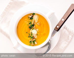Best Curried Squash Soup