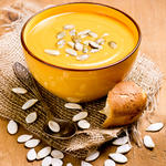 Puree of Yellow Squash Soup