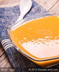 Pumpkin-Millet Soup