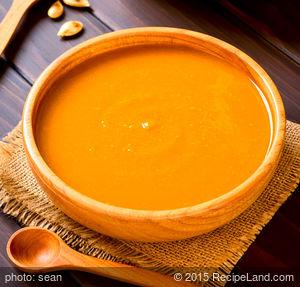 Marrow and Cumin Soup