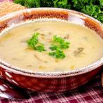 Bacon Cheese Potato Soup