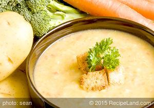 Tom's Bacon Potato Soup
