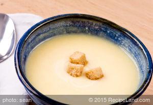 Betty's Creamy Potato Soup