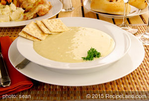 Bennigan's Potato Soup