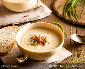 Bernese Potato Soup