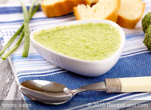 Blender Broccoli Soup