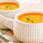 Asian Carrot Soup
