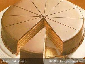Prinzregent Torte